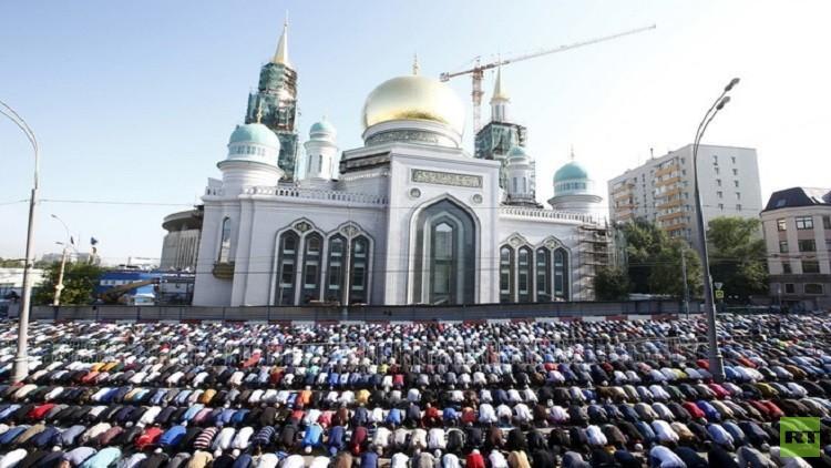 لأول مرة موسكو تحتضن مهرجان