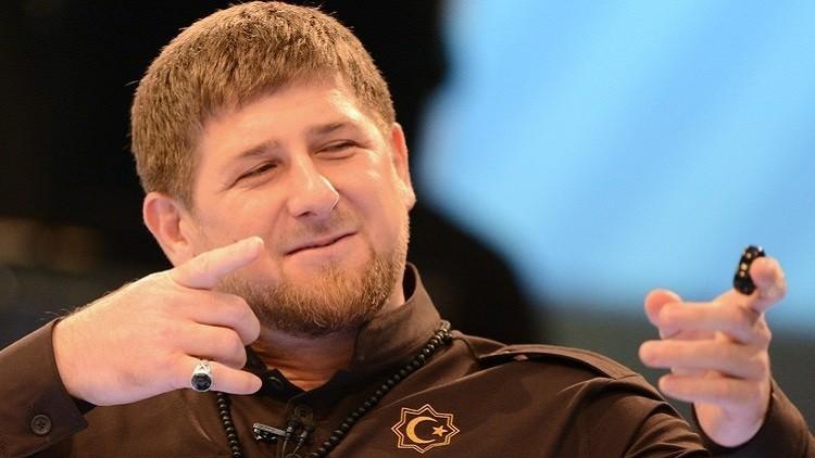 قادروف: أسأل الله أن يديم العقوبات عليّ!