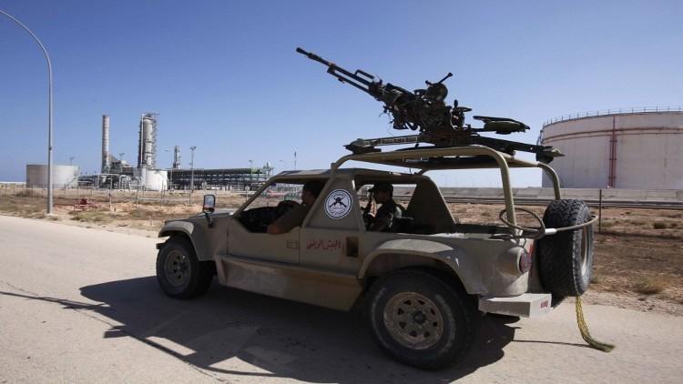 الجيش الليبي ينفي سيطرة