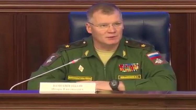 الدفاع الروسية: الفصائل المسلحة تقتنص فرصة الهدنة لتجميع قواها للهجوم في حلب