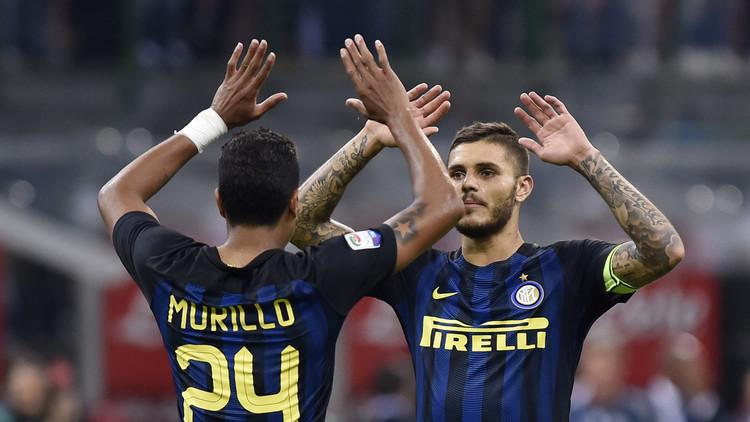 إنتر ميلان يحسم مواجهته مع يوفنتوس في الدوري الإيطالي