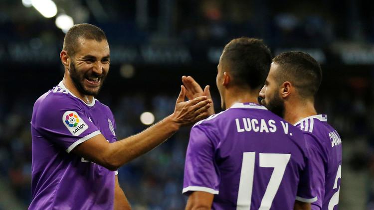 ريال مدريد ينفرد بصدارة الليغا