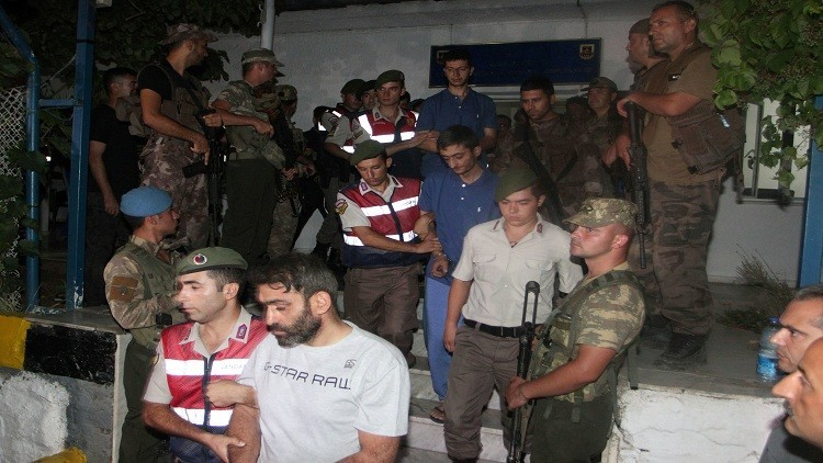 الأمن التركي يعتقل أجانب بشبهة الانتماء لداعش