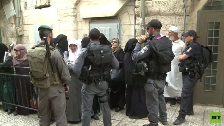 نتنياهو يأمر بتشديد الإجراءات الأمنية في القدس