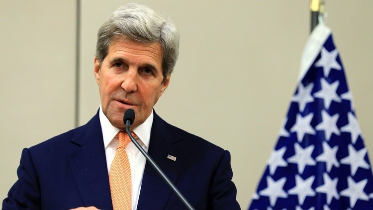 كيري: الولايات المتحدة تغزو العالم بقيمها