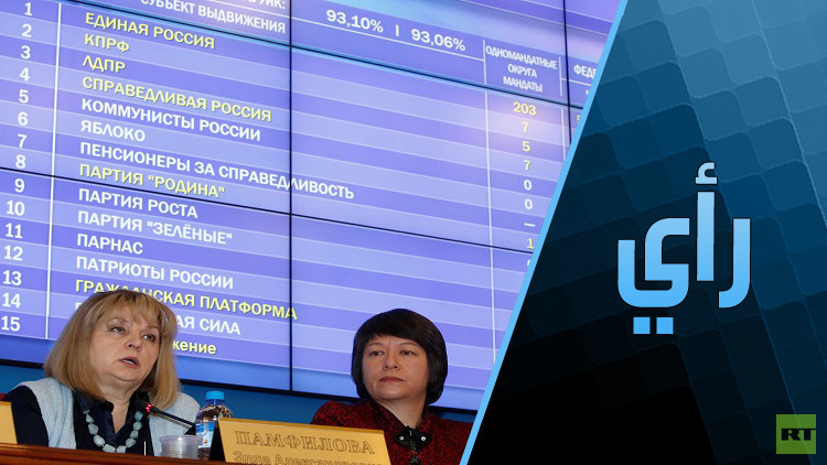 قراءة في الانتخابات النيابية الروسية