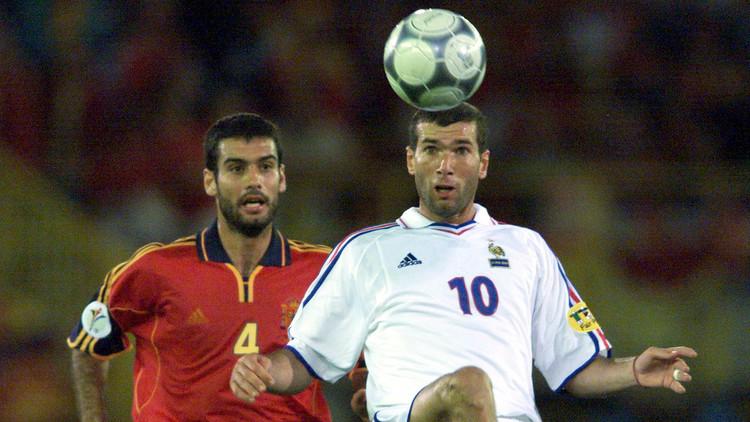 زيدان يعادل رقم غوارديولا مع برشلونة