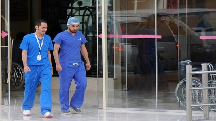 إضراب في مستشفى سعودي احتجاجا على تأخر الرواتب