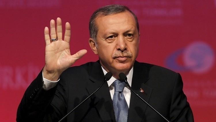 أردوغان: المنطقة الآمنة شمالي سوريا قد تصل لـ 5000 كم مربع