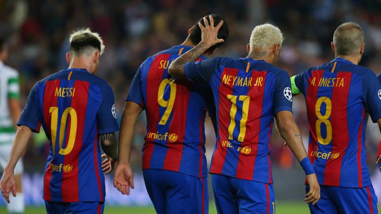 اللاعبون الأكثر تسجيلا في أول 100 مباراة مع برشلونة