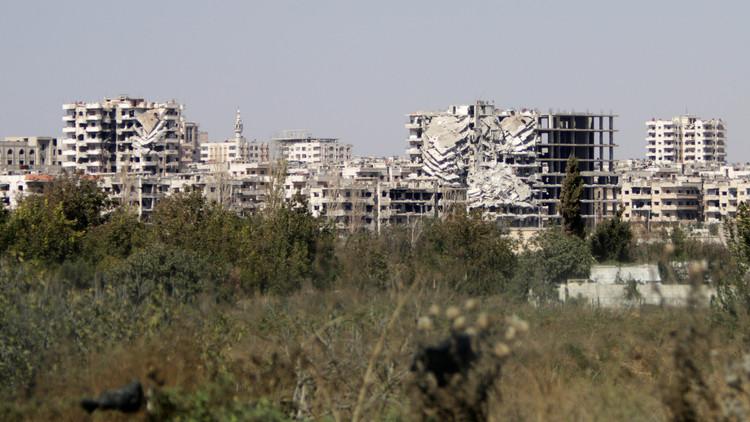 مساعدات إغاثة لحمص.. وتعثر اتفاق الوعر
