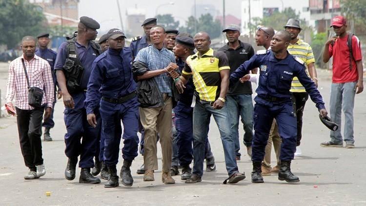 17 قتيلا عشية تظاهرة للمعارضة في الكونغو الديموقراطية