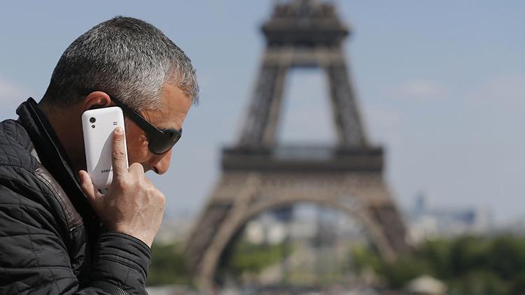 فرنسا تطلق خدمة اتصال