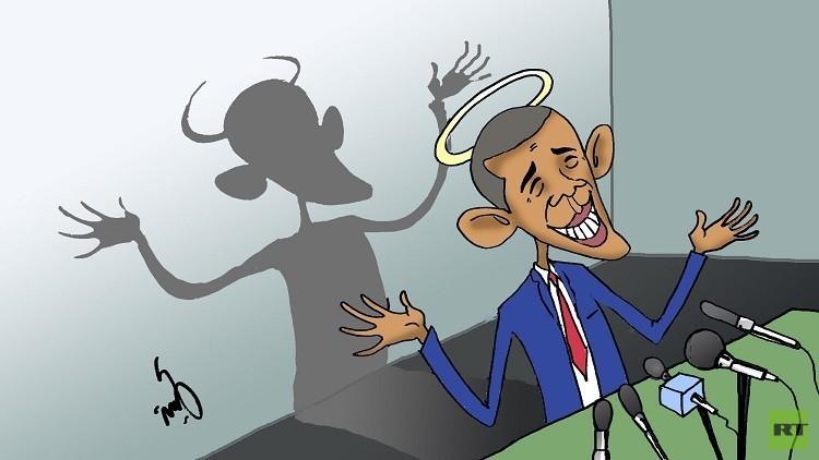 أوباما يعظ: احتضنوا اللاجئين.. روسيا أصل البلاء