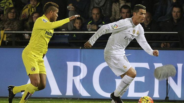 ريال مدريد وفياريال .. التشكيلة الأساسية