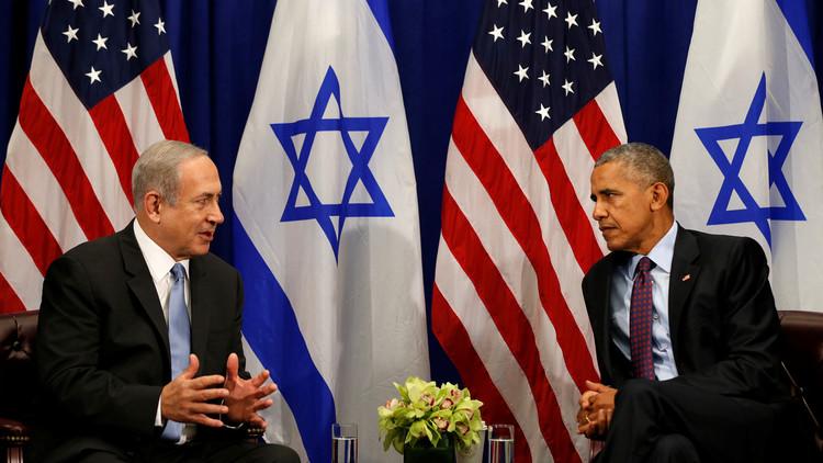 أوباما قلق بسبب المستوطنات الإسرائيلية