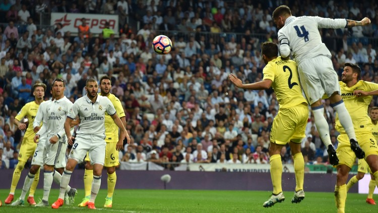 ريال مدريد يسقط في كمين الغواصة الصفراء