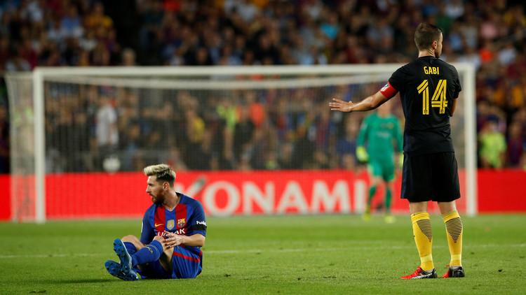 قمة برشلونة وأتلتيكو تنتهي لصالح ريال مدريد