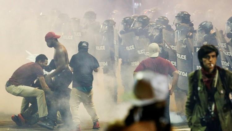 إعلان حالة الطوارئ لاحتواء الاضطرابات في  نورث كارولاينا
