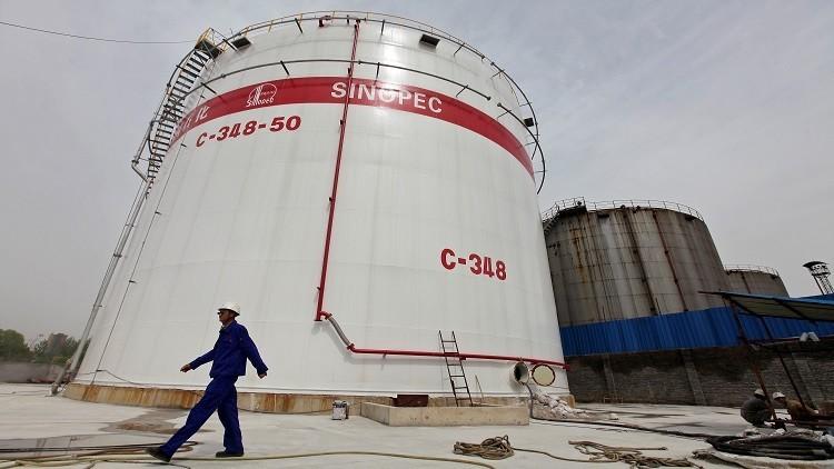 صادرات النفط الروسي إلى الصين هي الأكبر