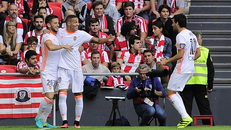 فالنسيا يحقق أول انتصار في الموسم على حساب قاهر برشلونة