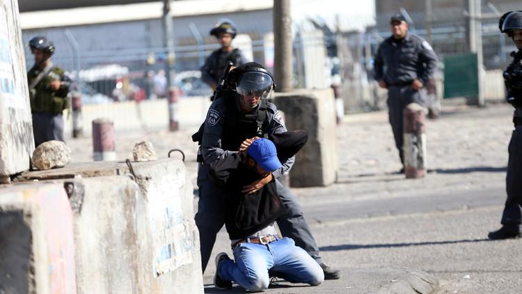 إسرائيل تعتقل 35 فلسطينيا إثر تصاعد العنف