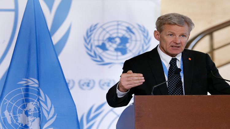 الأمم المتحدة تناشد الأسد العمل على إدخال مساعدات غذائية إلى حلب قبل نهاية صلاحيتها