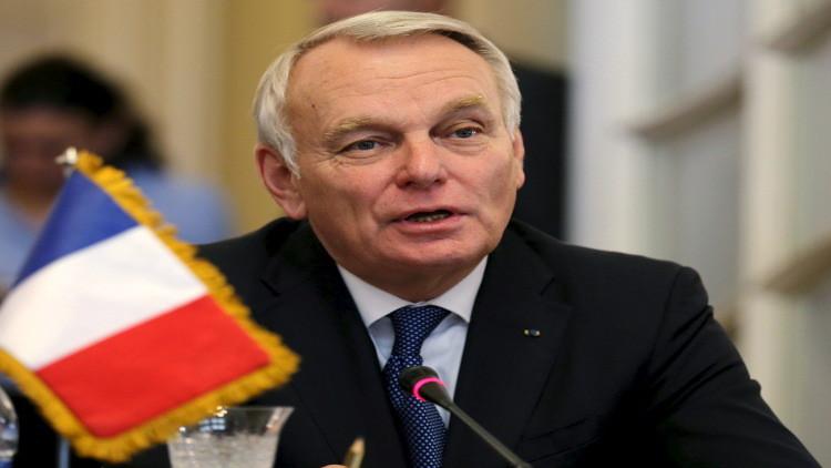 باريس ضد مشاركة سلاح الجو السوري في قصف
