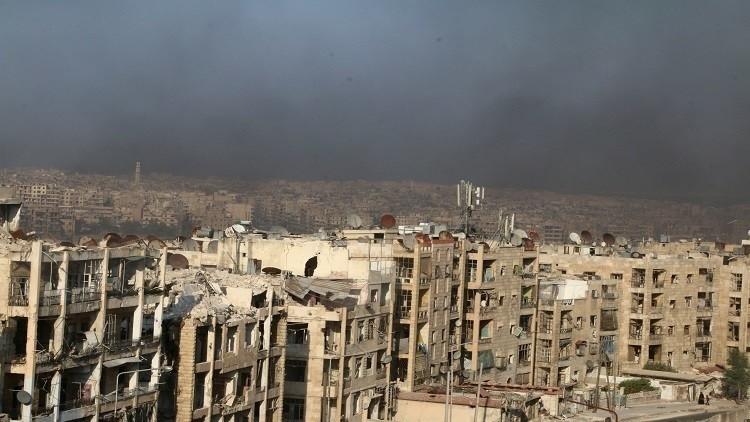 وكالة: عملية حلب تشمل هجوما بريا