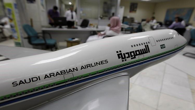 الخطوط السعودية تحدث أسطولها بـ63 طائرة