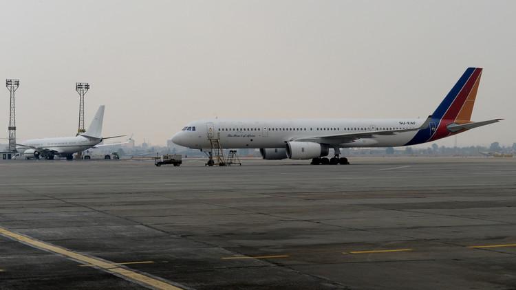 وزير النقل الروسي سيلتقي السيسي لبحث أمن الطيران في مصر