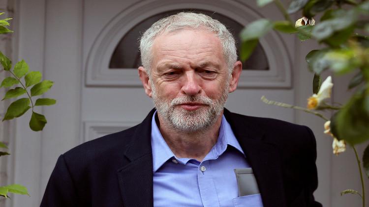 جيريمي كوربن زعيما لحزب العمال البريطاني من جديد