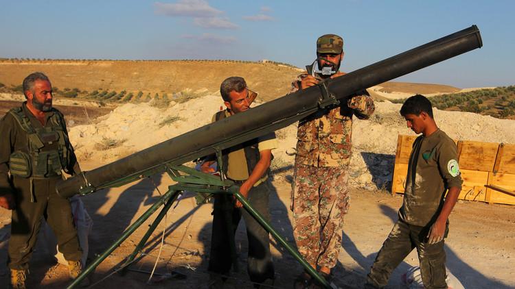 المعارضة السورية: موعودون بأسلحة جديدة