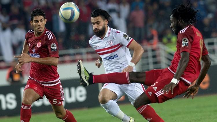 الزمالك يبلغ نهائي دوري أبطال إفريقيا على حساب الوداد المغربي بعد مباراة مجنونة