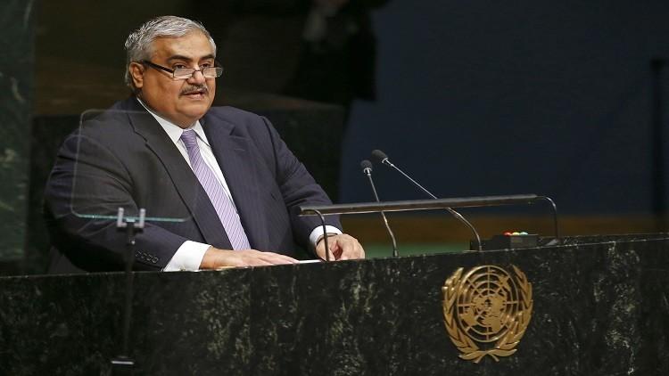 آل خليفة: إيران تضر بالبحرين والمنطقة ككل