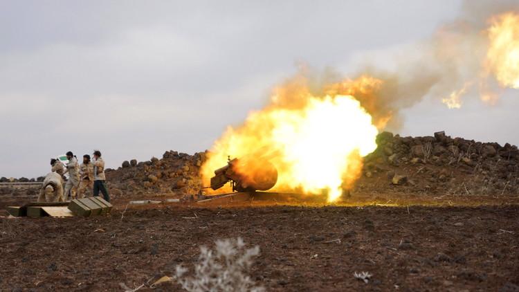 النصرة: الأمريكيون يزودوننا بالأسلحة ولكن ليس بالشكل المرجو