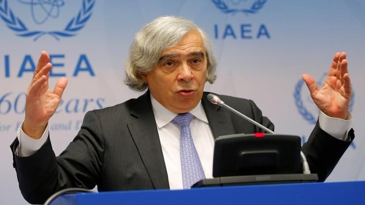الولايات المتحدة: لا يحق لإيران أن تشكو بشأن العقوبات