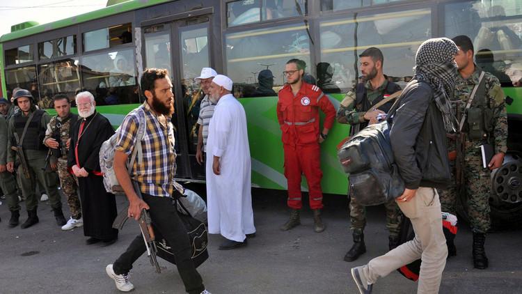 حميميم: انضمام 3 بلدات إلى عملية المصالحة في سوريا