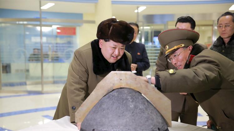 بيونغ يانغ تعلن رسميا أنها اختبرت رأسا نوويا