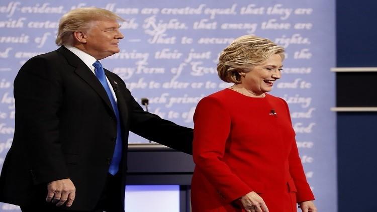 ما هي أبرز ملامح المناظرة الأولى بين كلينتون وترامب؟