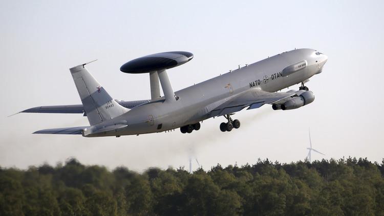 الناتو بصدد إرسال طائرات
