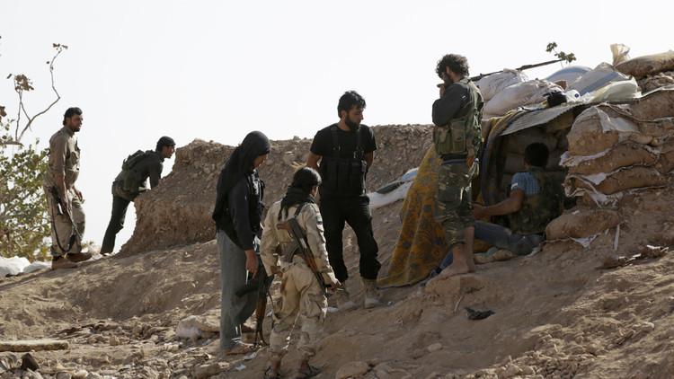الإرهابيون في سوريا يتلقون السلاح من الولايات المتحدة