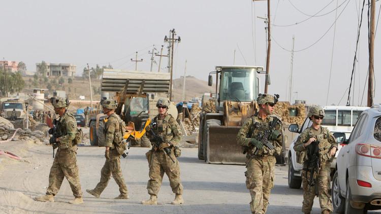 الولايات المتحدة ترسل 600 جندي إلى العراق استعدادا لمعركة الموصل