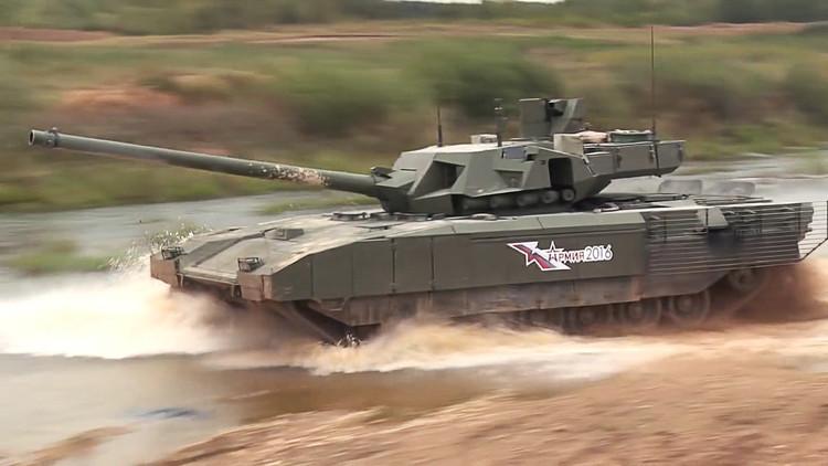 ما الذي يخيف الغرب في الدبابة الروسية تي – 14؟