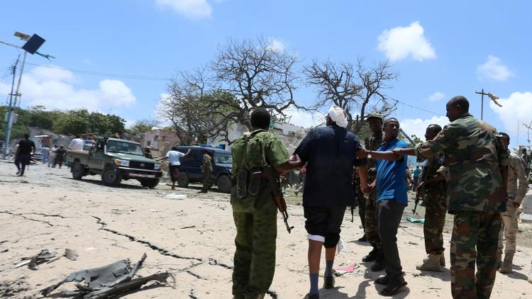 مقتل 22 عنصرا من القوات الصومالية بغارات أمريكية