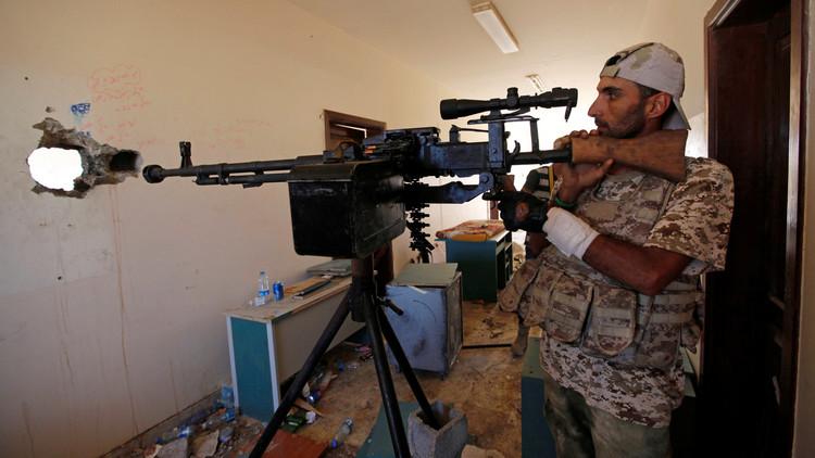 ليبيا: استمرار المعارك في سرت.. وحفتر يجدد رفضه الاعتراف بالوفاق