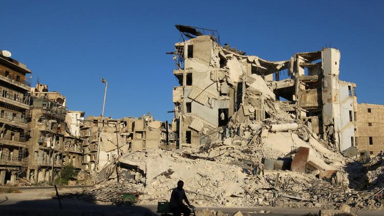 لن يصمد المسلحون في حلب شهرا واحدا