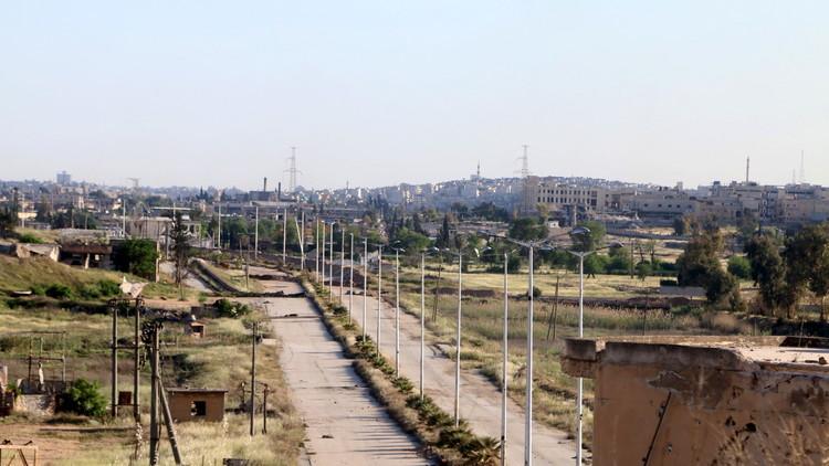الجيش السوري يستعيد السيطرة على مخيم حندرات