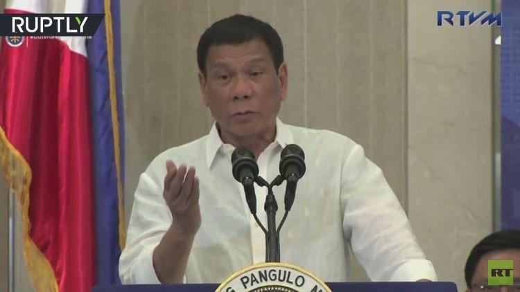 الرئيس الفلبيني: مناوراتنا مع واشنطن المقبلة هي الأخيرة
