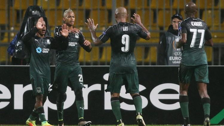 كراسنودار يقسو على نيس في الدوري الأوروبي